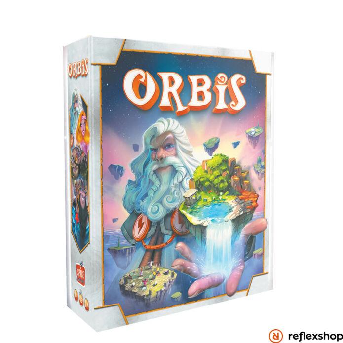 Orbis társasjáték, angol nyelvű