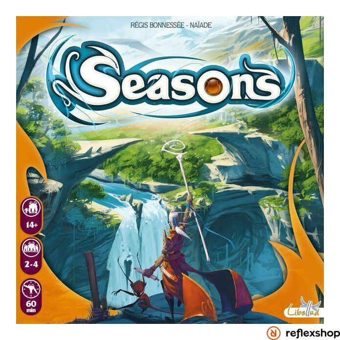 Seasons társasjáték, angol nyelvű
