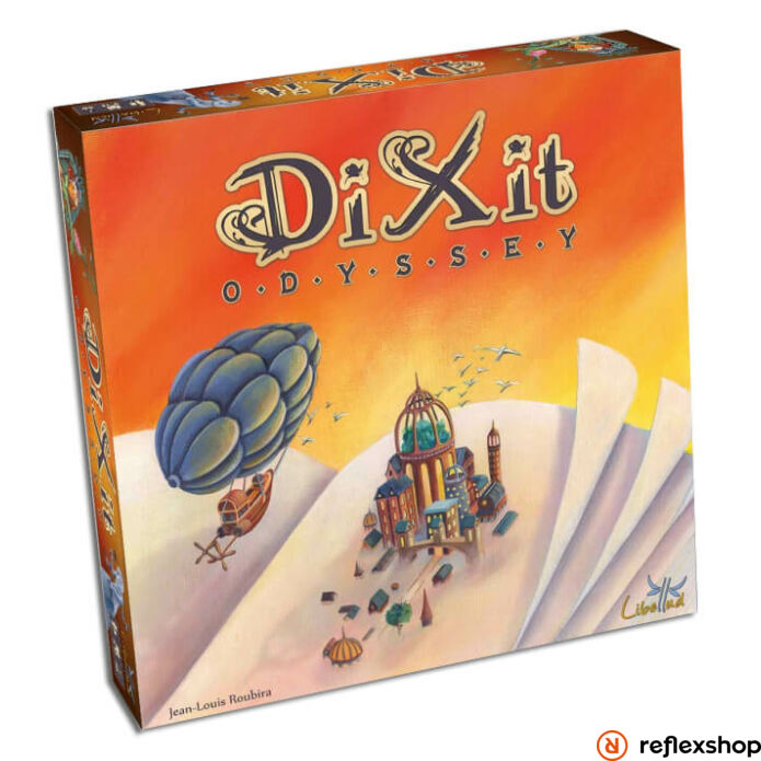Dixit Odyssey - magyar kiadás
