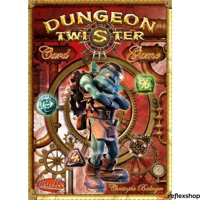 Dungeon Twister kártya játék