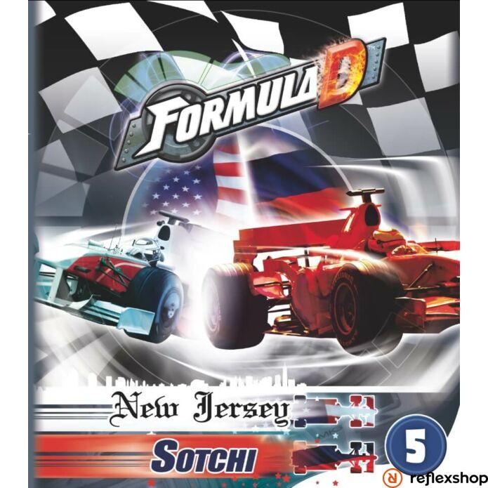 Formula D: új pályák - New Jersey és Szocsi kiegészít?