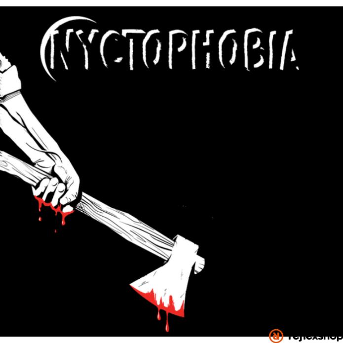 Nyctophobia társasjáték, angol nyelvű