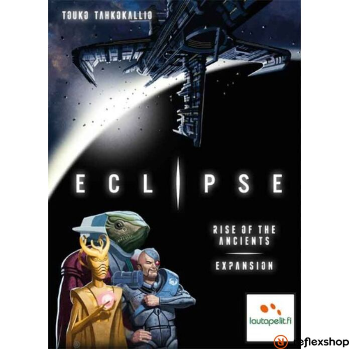 Eclipse expansion: Rise of the Ancients