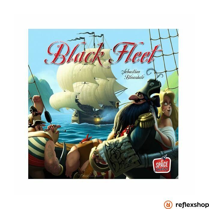 Asmodee Black Fleet társasjáték