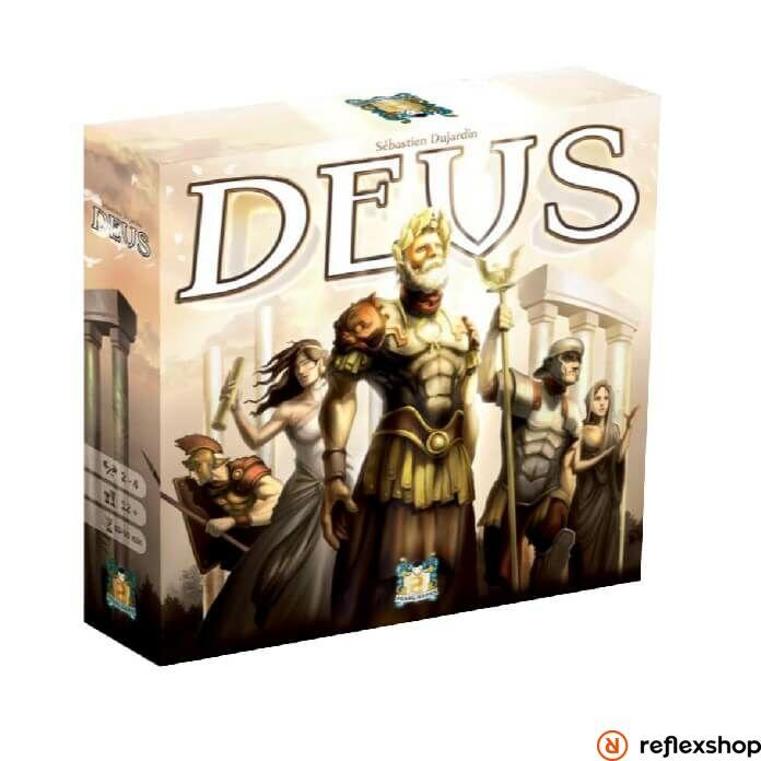 Asmodee Deus társasjáték