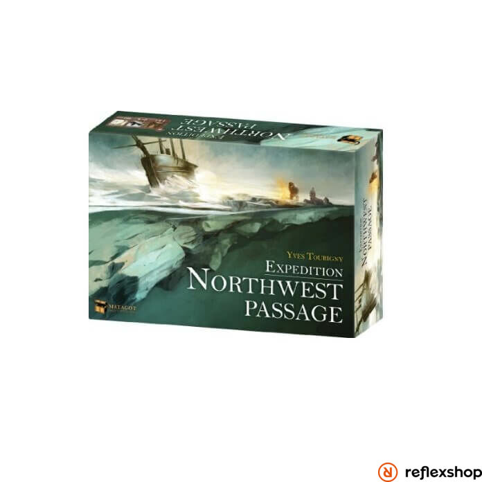 Asmodee Expedition: Northwest Passage társasjáték
