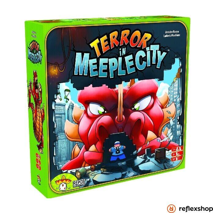Asmodee Terror in Meeple City társasjáték