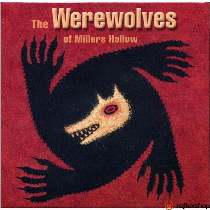 Werewolves of Miller's Hollow angol nyelvű társasjáték