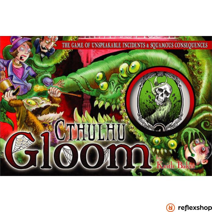 Cthulhu Gloom angol nyelvű társasjáték