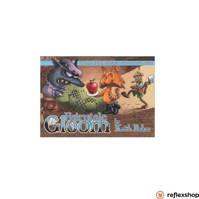 Fairytale Gloom társasjáték