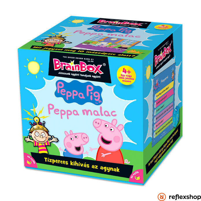 Brainbox Peppa malac