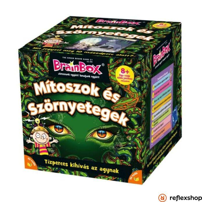 Brainbox Mítoszok és szörnyetegek