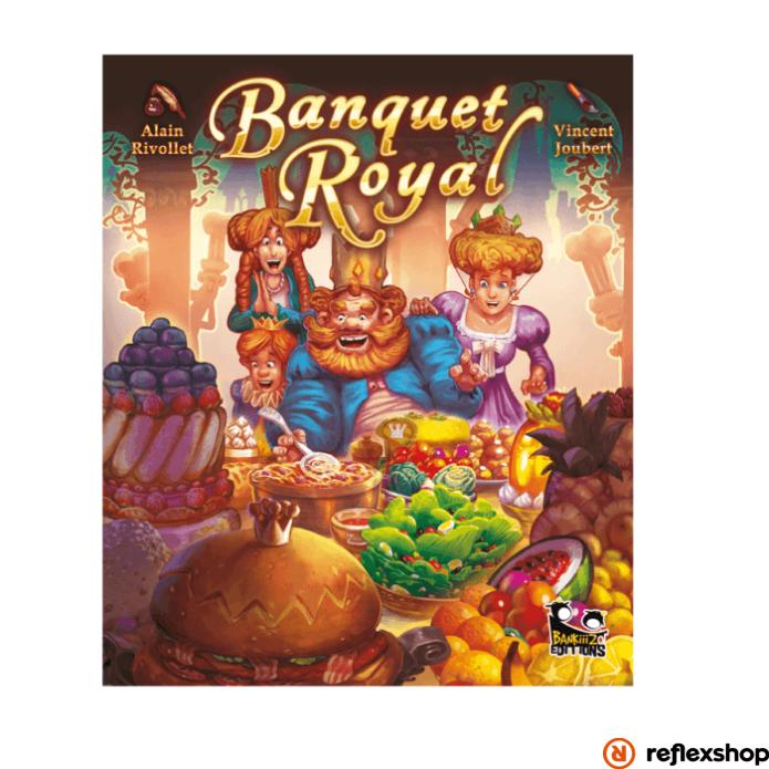 Banquet Royal társasjáték, angol nyelvű