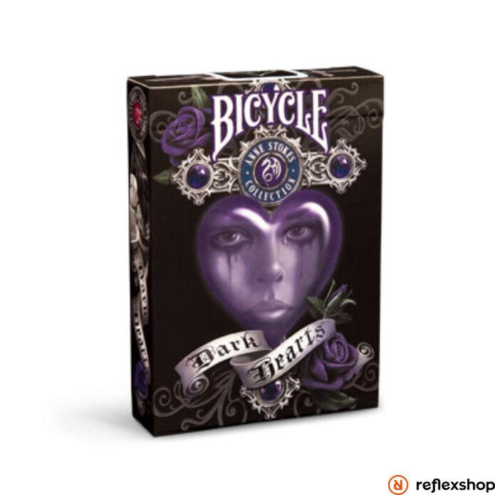 Bicycle Anne Stokes Dark Hearts póker kártya