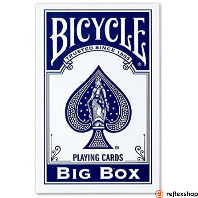 Bicycle Big Box XXL kék kártya