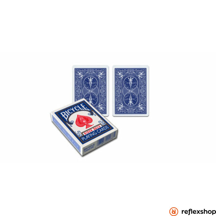 Bicycle Double Kék kártya