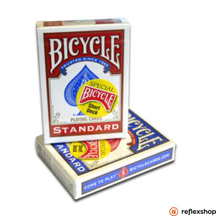 Bicycle Short Deck piros kártya