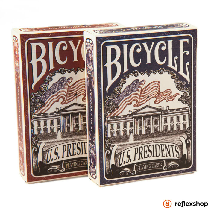 Bicycle US Presidents kártya