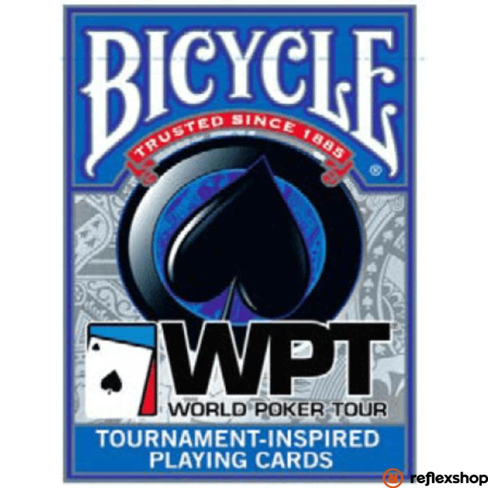 Bicycle WPT kártya