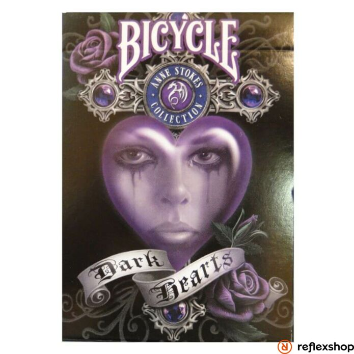 Bicycle Anne Stokes Standard pókerkártya