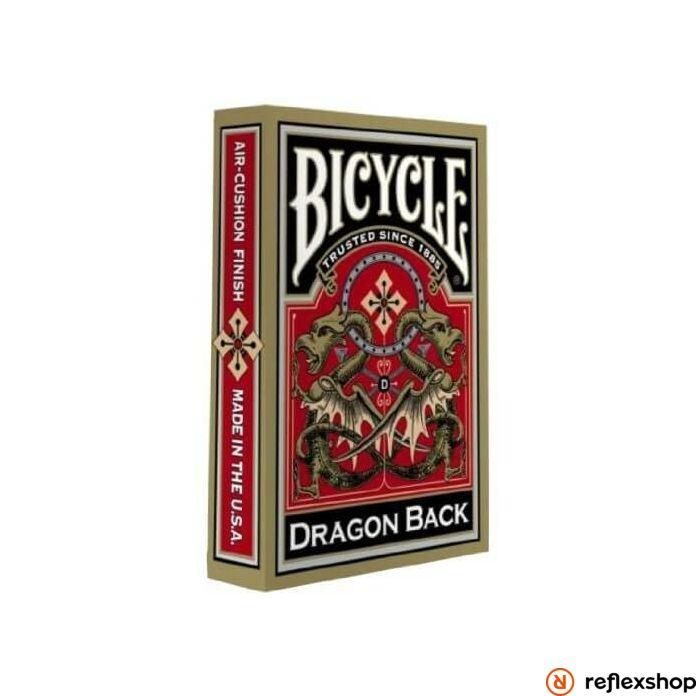 Bicycle Gold Dragon pókerkártya