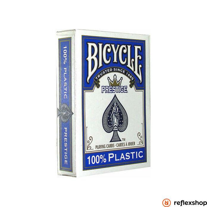 Bicycle Prestige Rider Back 100% plasztik jumbo index kártya