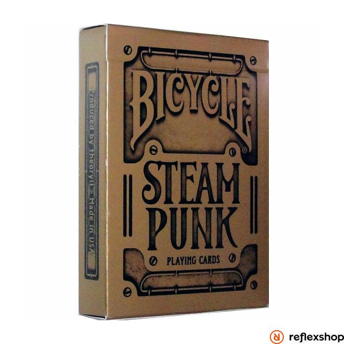 Bicycle Steampunk Standard pókerkártya