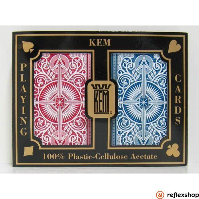 Kem, Plastic Arrow kártya, dupla