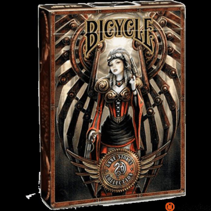 Bicycle Anne Stokes Custom póker kártya