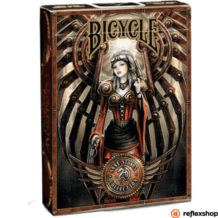 Bicycle Anne Stokes Custom póker kártya