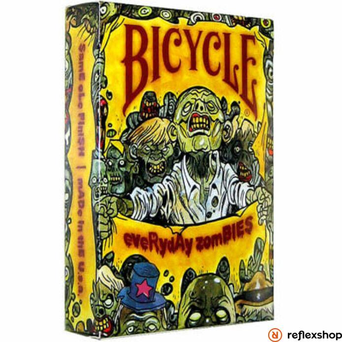 Bicycle Everyday Zombie kártya