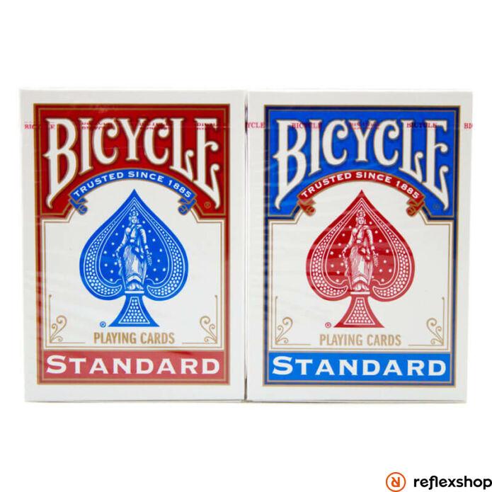 Bicycle Rider Back Standard Index kártya dupla