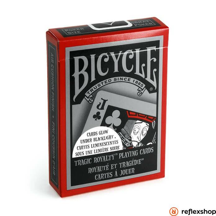 Bicycle Tragic Royalty póker kártya