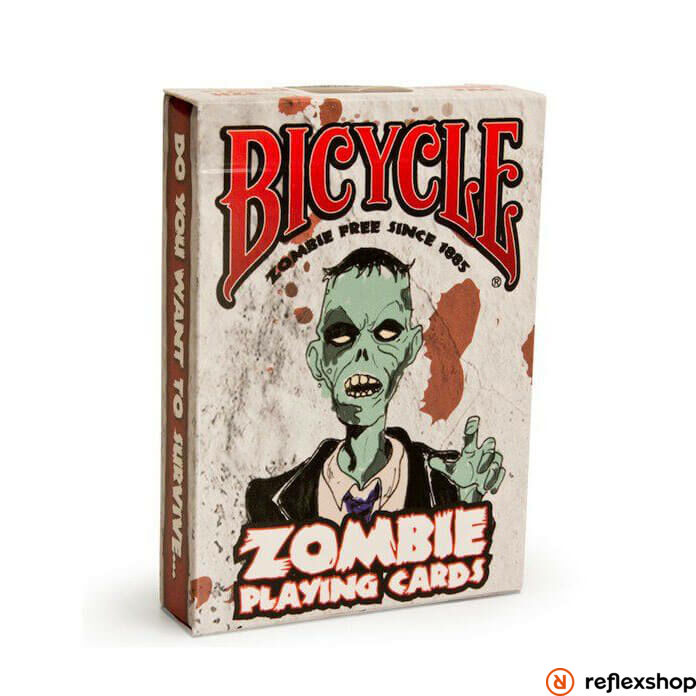 Bicycle Zombie pókerkártya