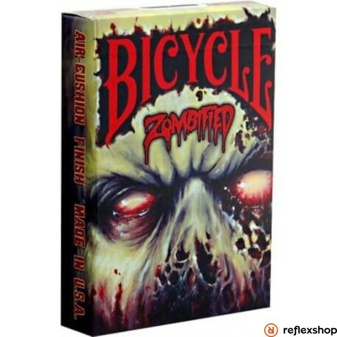 Bicycle Zombified póker kártya