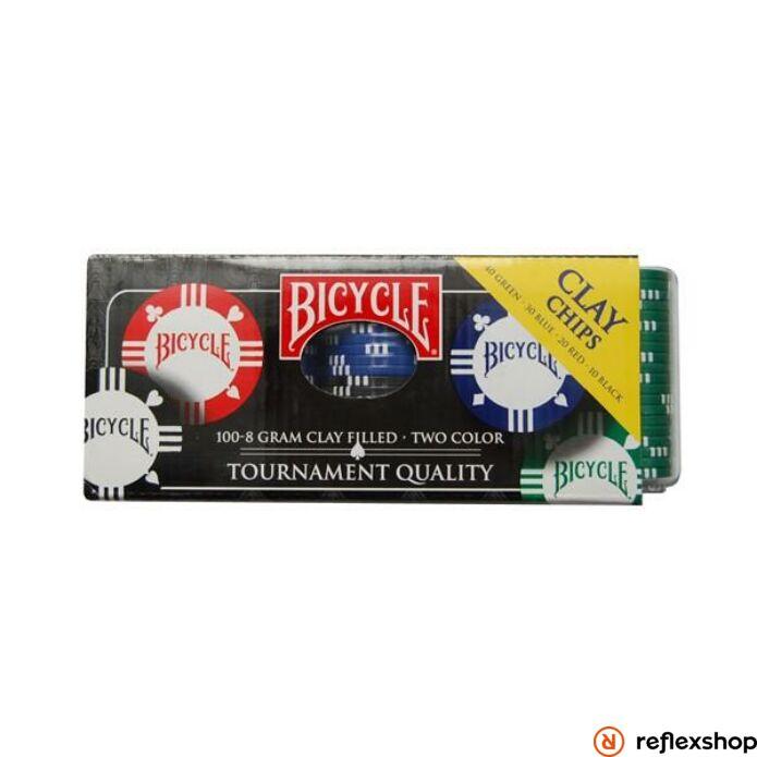 Bicycle agyag póker zseton 8g