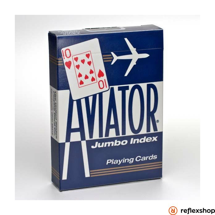Aviator Jumbo Index kártya