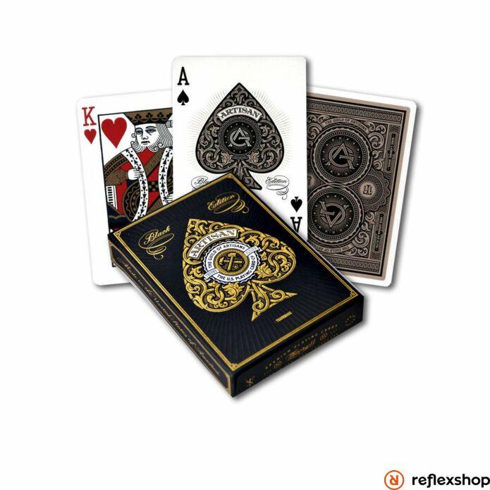 Theory11 Artisan Black kártya