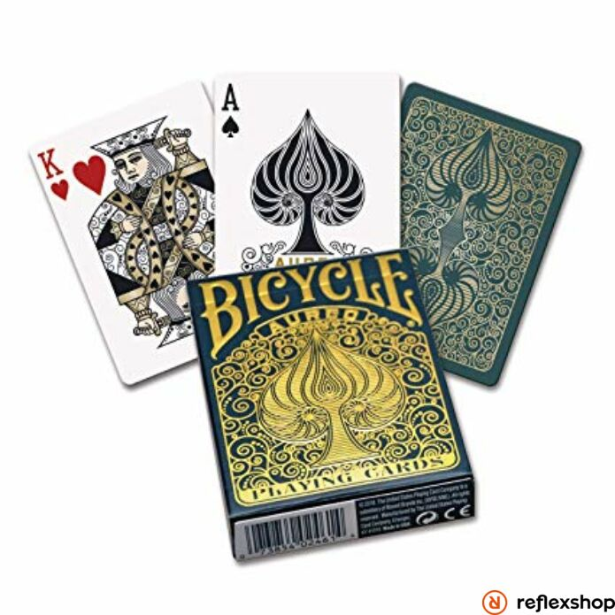 Bicycle Aureo kártya