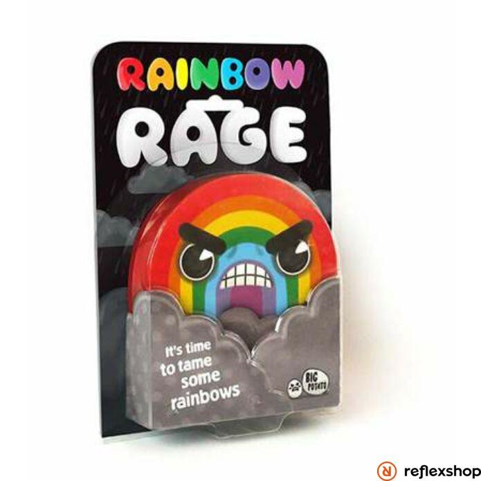 Rainbow rage angol nyelvű társasjáték