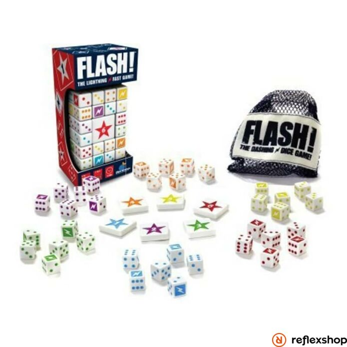 Flash - kockajáték