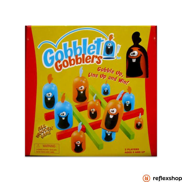 Gobblet Gobblers társasjáték