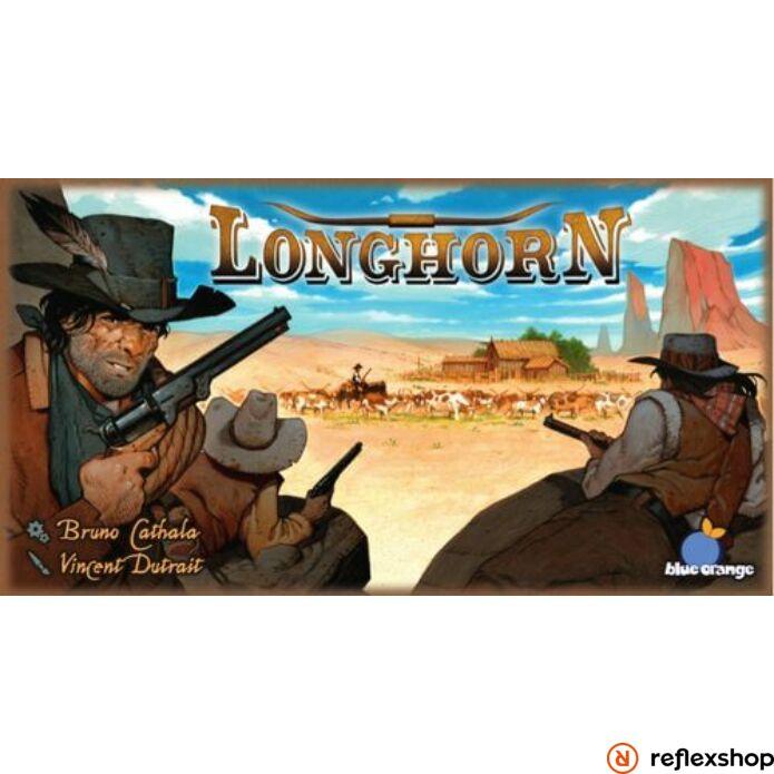 Longhorn - Marhatolvajok társasjáték