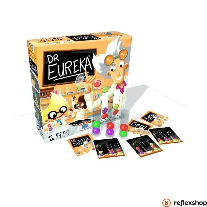 Dr. Eureka társasjáték