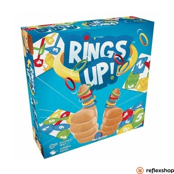 Blue Orange Rings Up társasjáték
