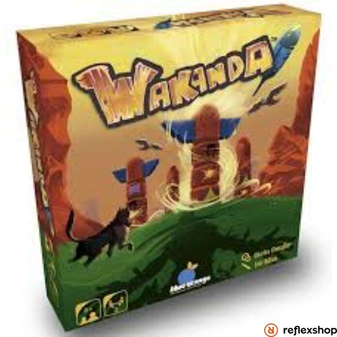 Wakanda társasjáték