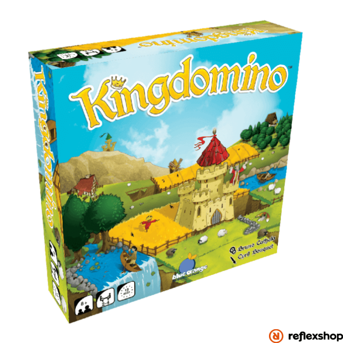 Blue Orange Kingdomino társasjáték