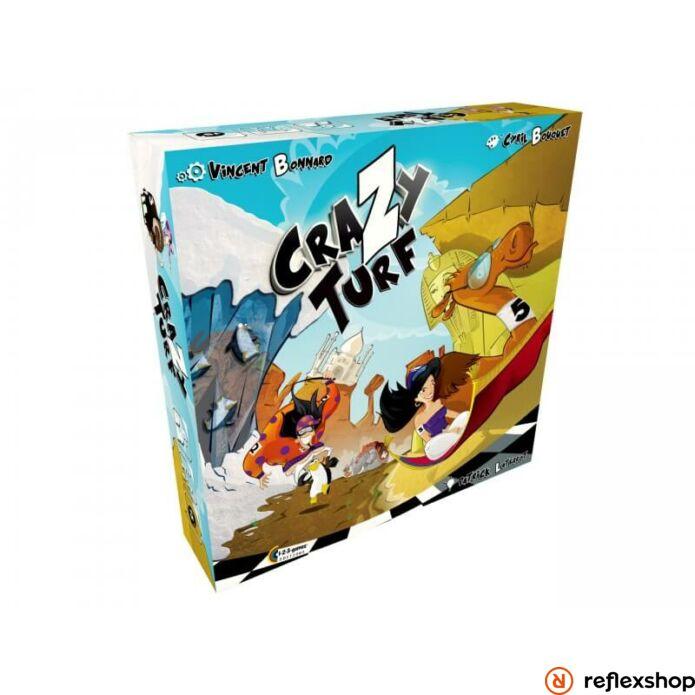 Blue Orange Crazy Turf társasjáték