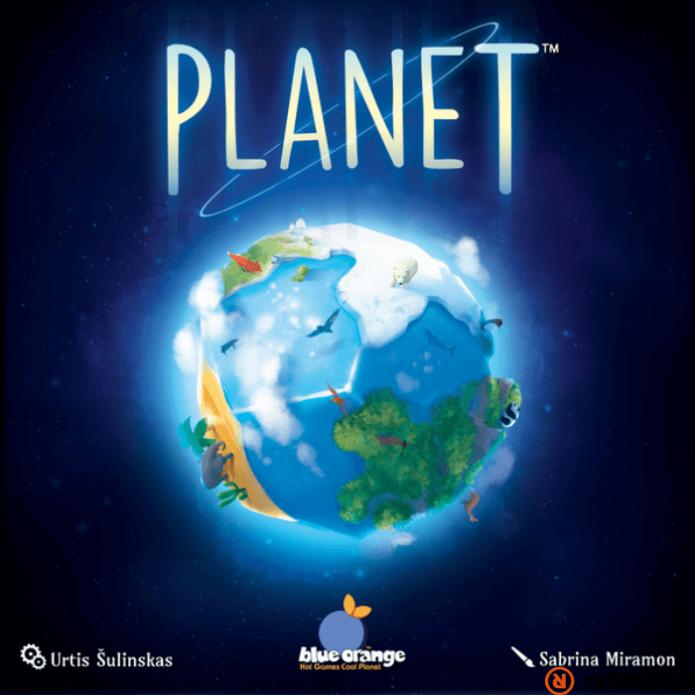 Planet társasjáték