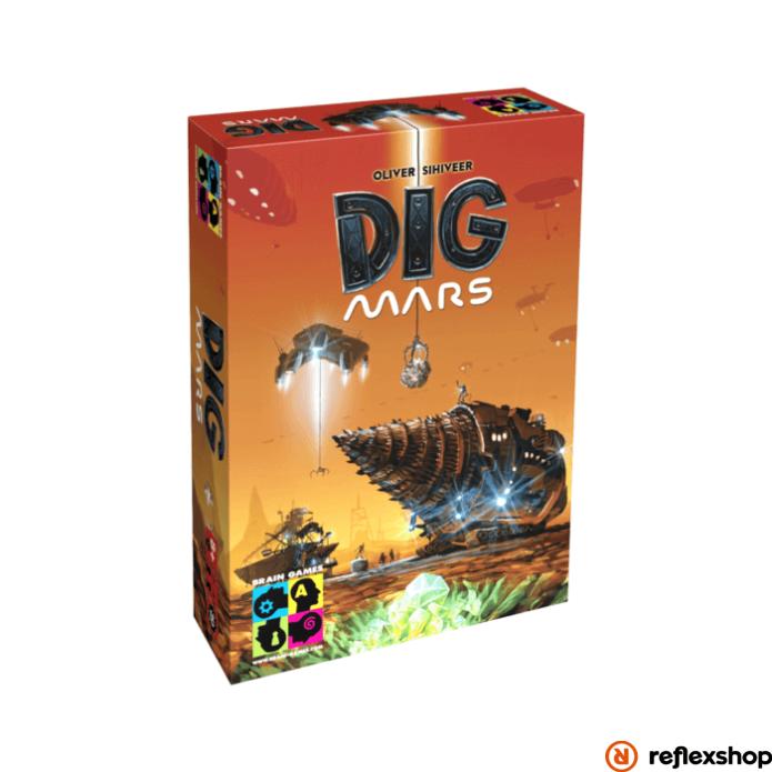 Brain Games Dig Mars társasjáték